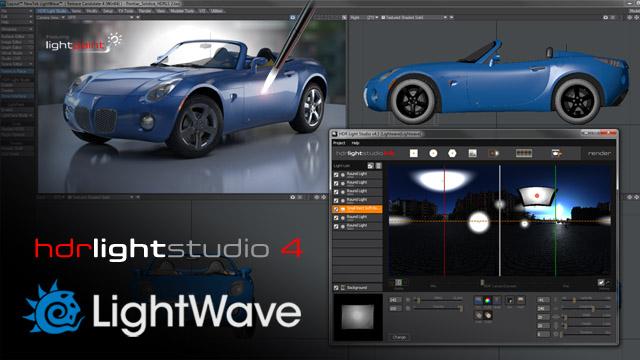 HDR Light Studio - Lightwave3D
