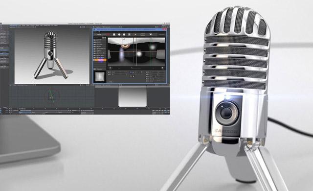Lightwave3D - Image Based Lighting