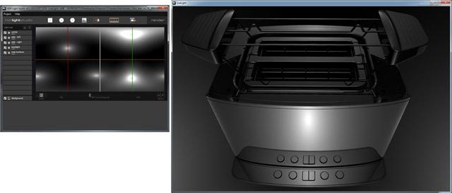 Studio Lighting for V-Ray