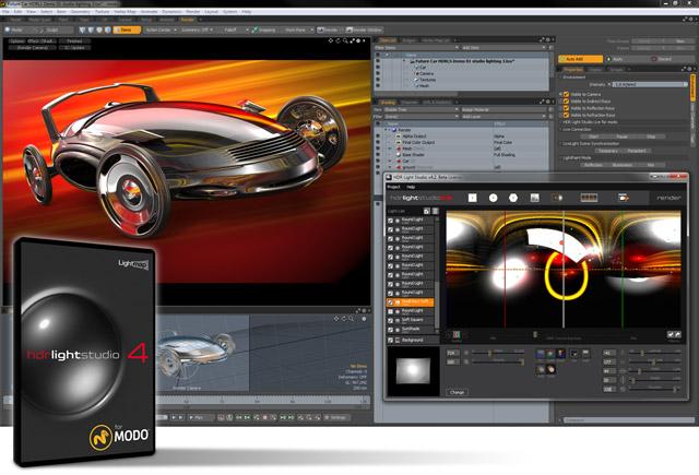 HDR Light Studio 4 for MODO