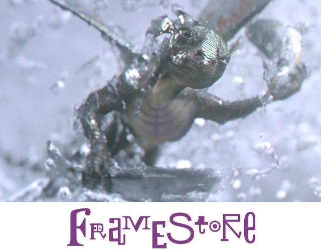 Framestore and HDR Light Studio
