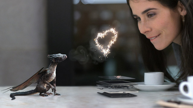 Lovely dragon