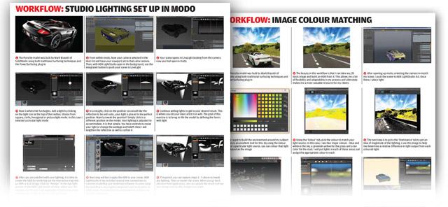 Develop3D Workflow Examples