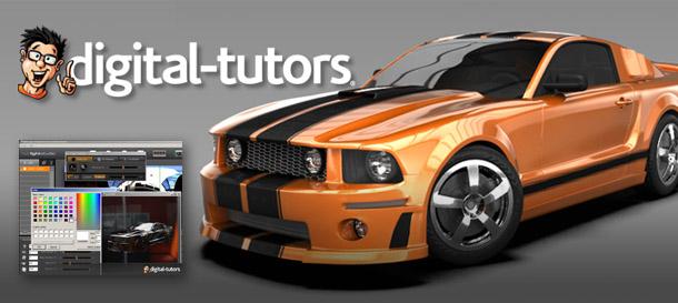 Digital Tutors HDR Light Studio 2.0 training