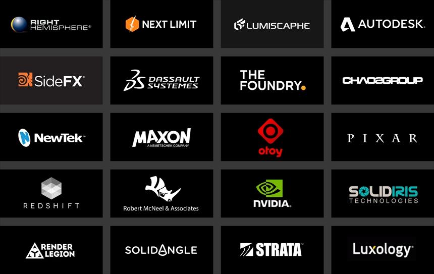 Lightmap's Amazing Partners