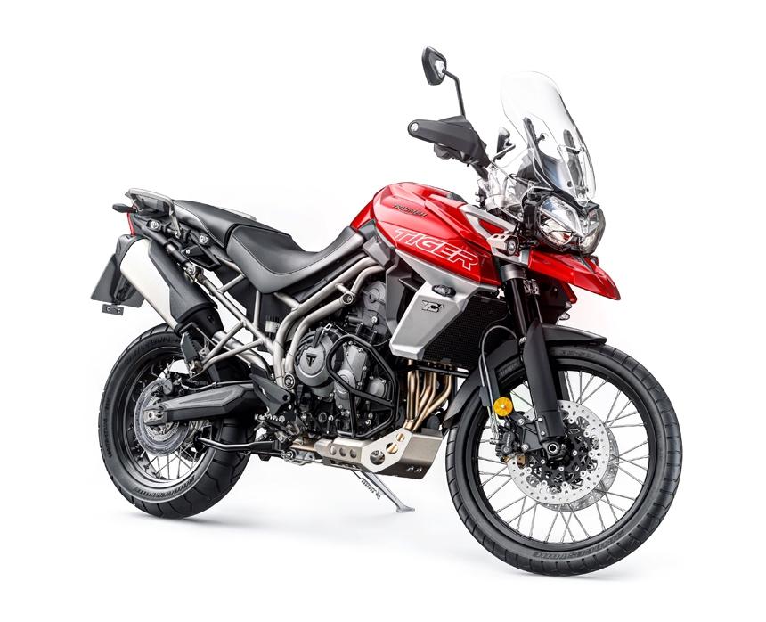 Motorbike lit with HDRI