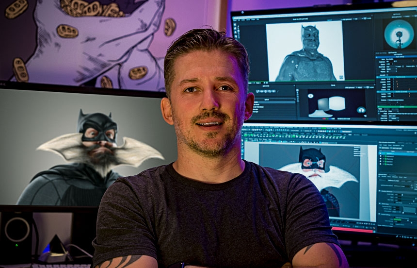 Paul Gawman - HDR Light Studio user
