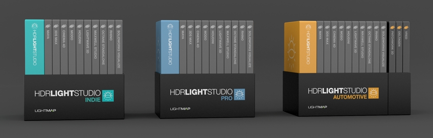 HDR Light Studio new products