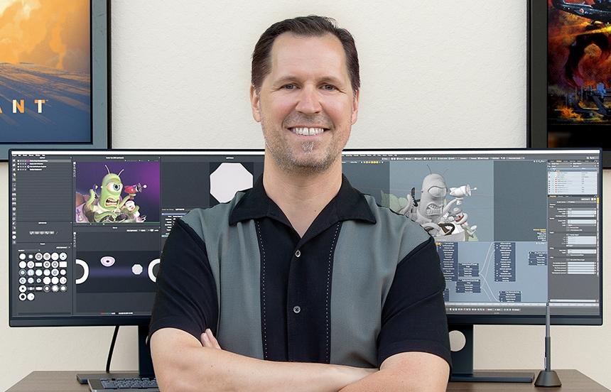James Darknell - HDR Light Studio user