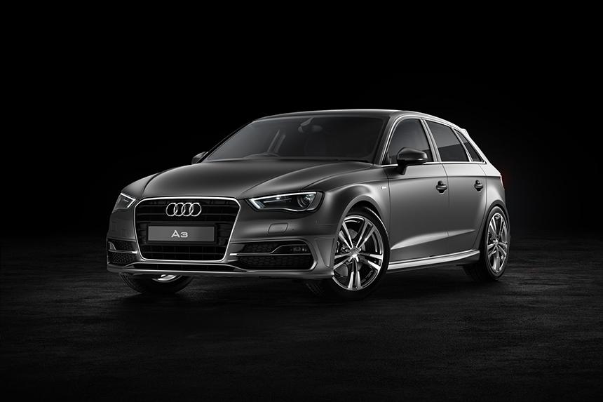Audi A3 CGI