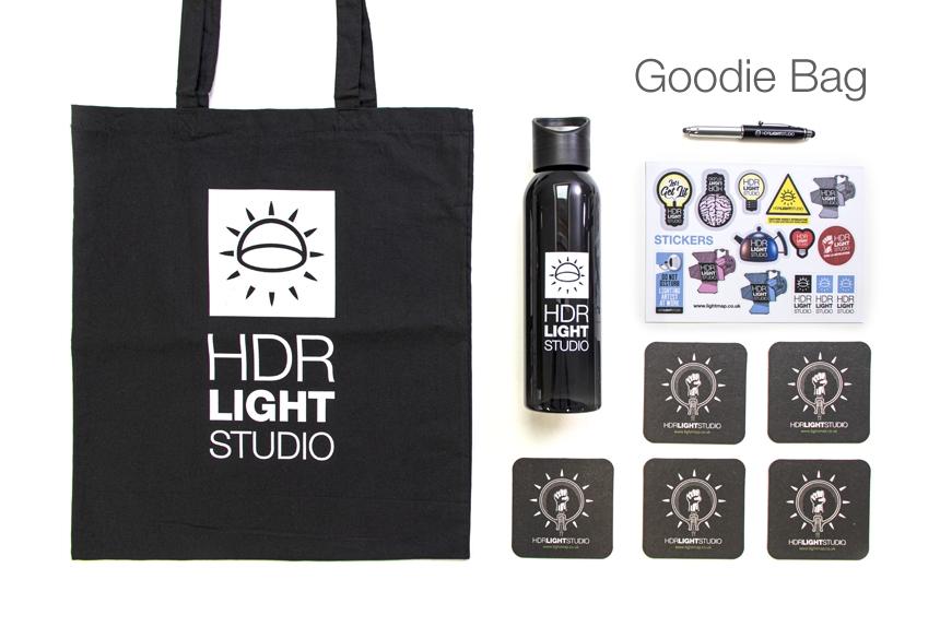 HDR Light Studio - Goodie Bag