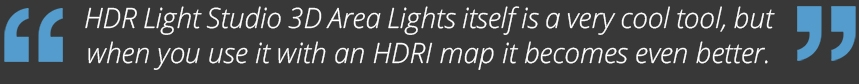 Mondlicht Studio talking HDR Light Studio