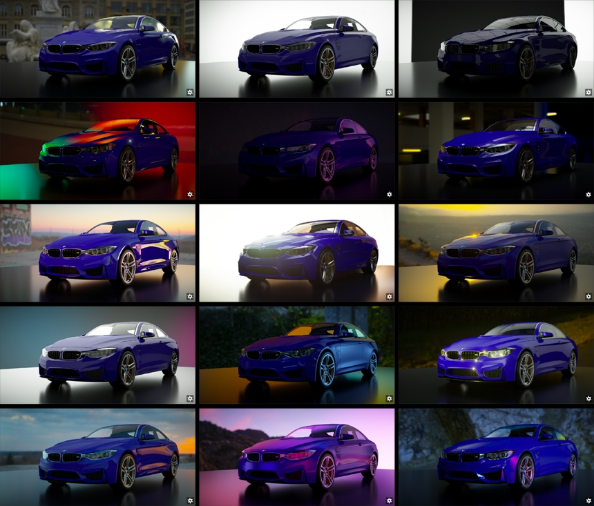Some more of the Lighting Challenge entries