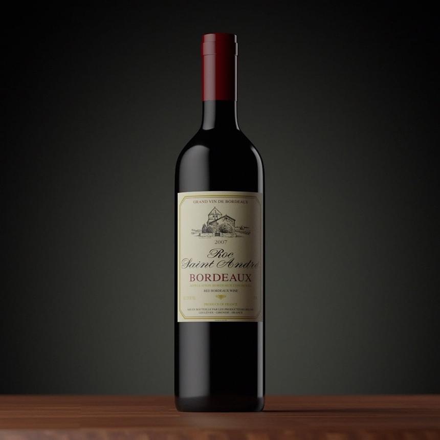 Wine by Craig Dockerill