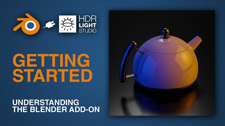 Blender Lighting Tutorial - Getting Started