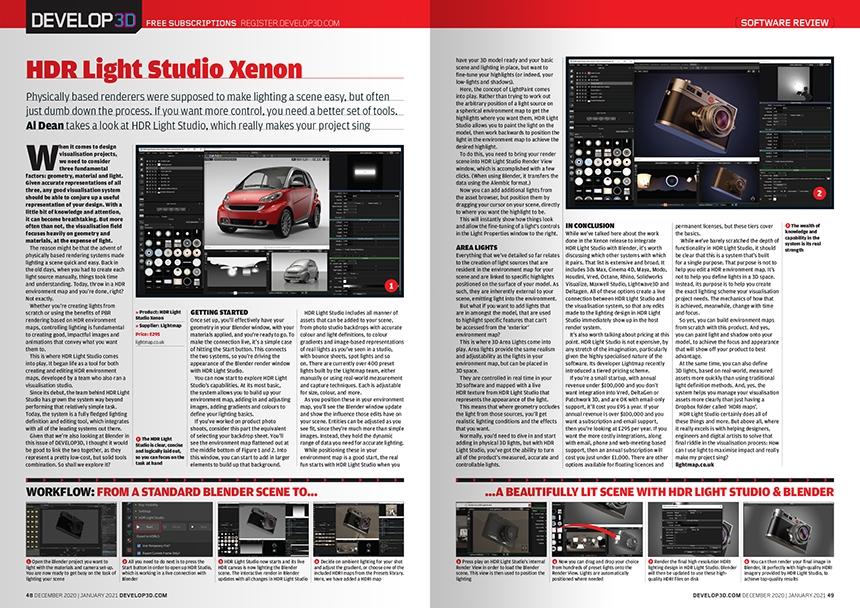 HDR Light Studio - Xenon: Review