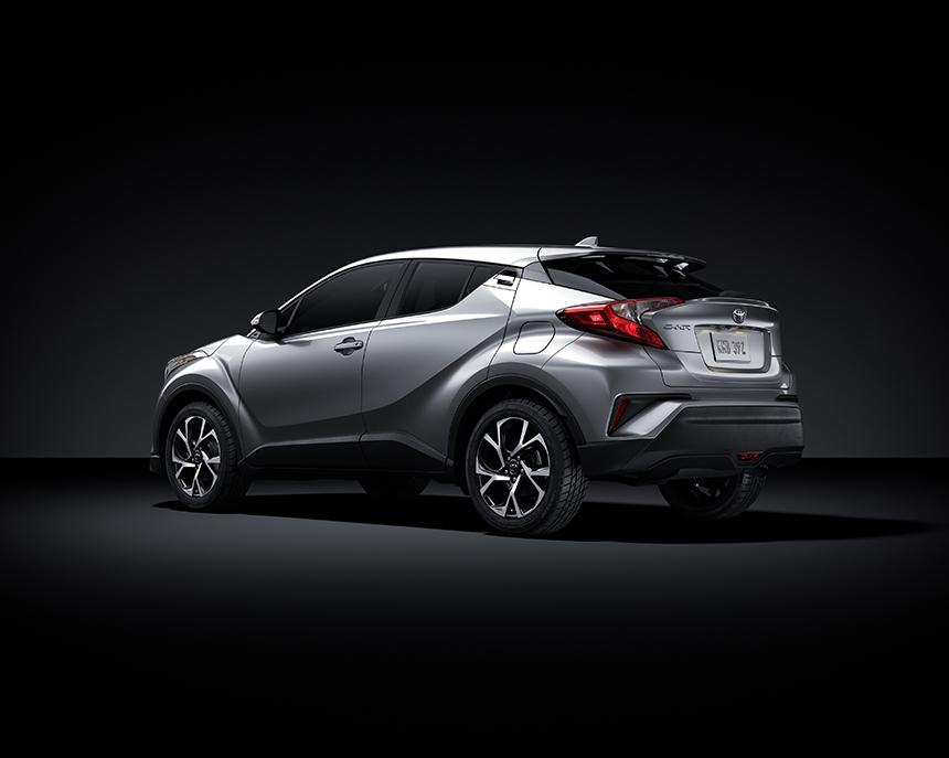 Toyota C-HR CGI