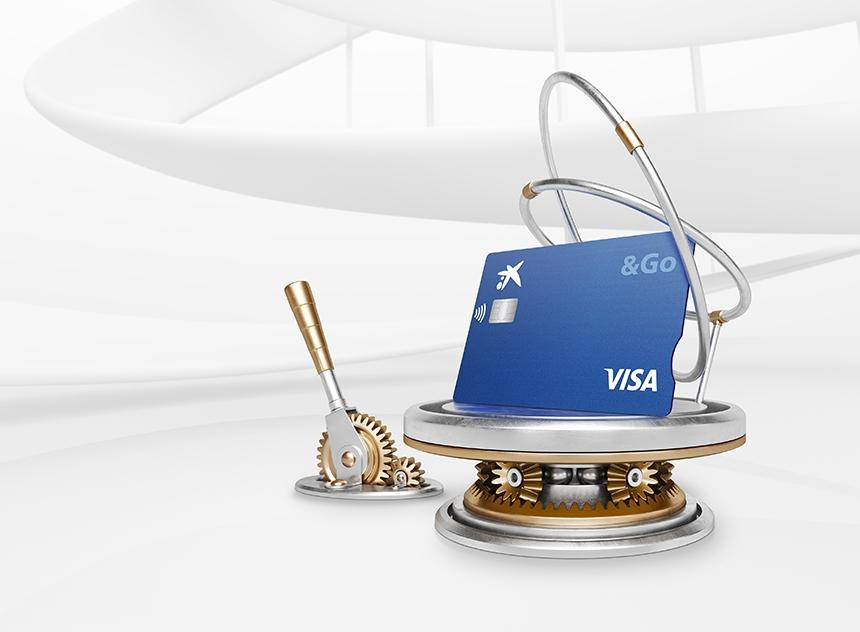Caixa Visa Ad CGI