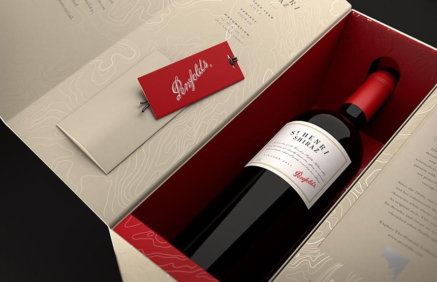 Penfolds St Henri Shiraz Wine