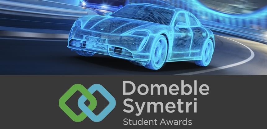 Domeble Symetri Student Award Winners