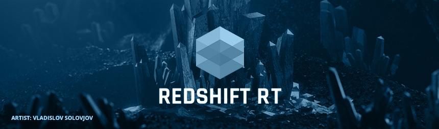 redshift rt banner