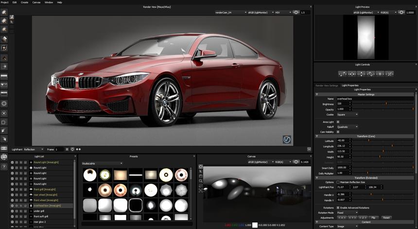 HDR Light Studio - Carbon Release