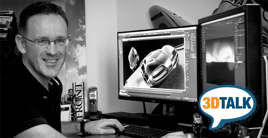 Brendan McCaffrey - 3D Talk