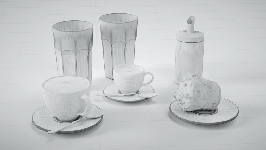 Fabio Ciliberti - Breakfast