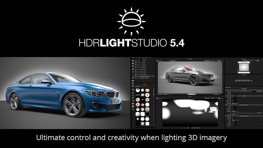 HDR Light Studio 5.4