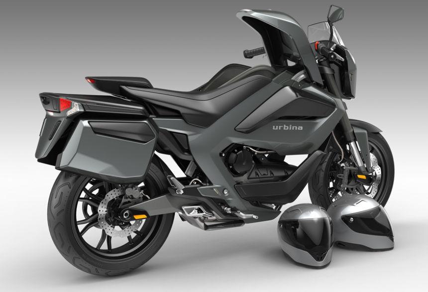 Urbina Motorbike