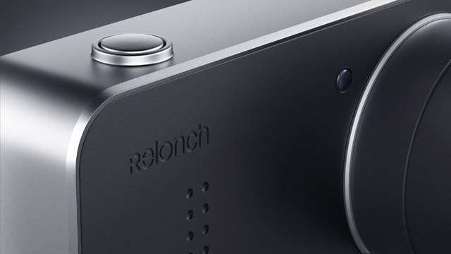 Relonch Front Detail