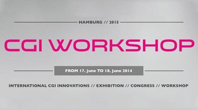 International CGI Workshop 2015