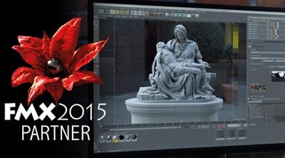 HDR Light Studio 5 comes to FMX 2015