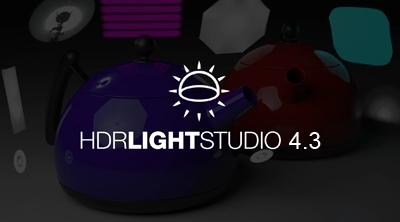 HDR Light Studio 4.3 released