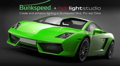 Announcing deep integration between Bunkspeed 2014 and HDR Light Studio