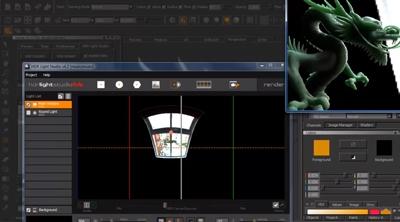 MARI / MODO / HDR Light Studio - Sneak Peek