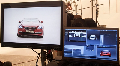 Previs: Lighting a BMW Commercial with HDR Light Studio
