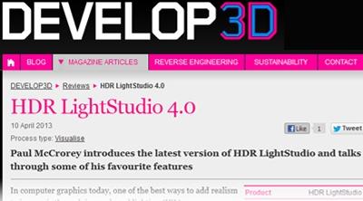 DEVELOP3D Review