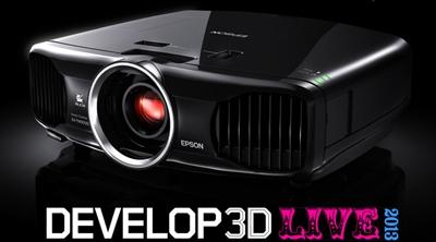 DEVELOP3D LIVE 2013