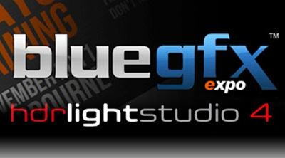 HDR Light Studio at bluegfx expo 2012