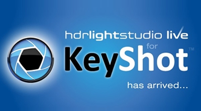 HDR Light Studio Live for KeyShot