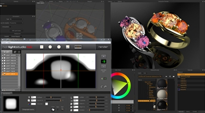 Maxwell Render support for HDR Light Studio Live Plugin