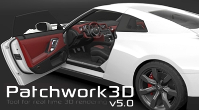 HDR Light Studio comes to Patchwork3D