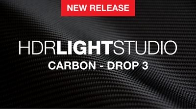 HDR Light Studio – Carbon Drop 3