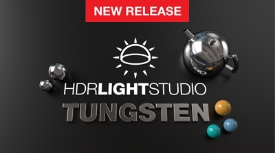 HDR Light Studio - Tungsten is released