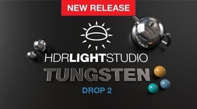 HDR Light Studio - Tungsten Drop 2 is released