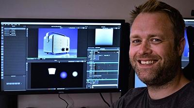 Craig Dockerill - My Blender 3D Hobby