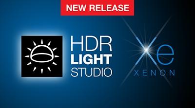 Lightmap releases HDR Light Studio - Xenon