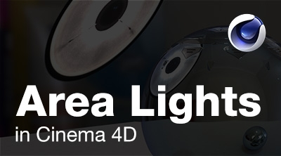 Learn about Area Lights in Cinema 4D