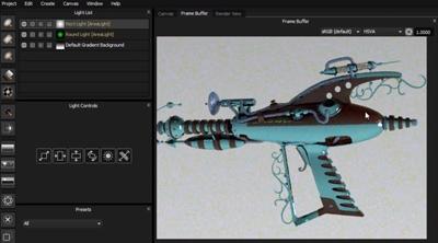 Lightmap Labs: Octane for Nuke / Frame Buffer